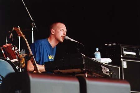 26th January 2001: Big Day Out Festival, Sydney Showgrounds, Sydney, Australia