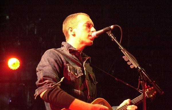12th February 2001: The Fillmore,San Francisco, CA, USA