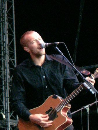 08th July 2001: T in the Park Festival, Kinross, Scotland